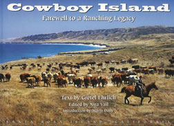 Cowboy Island book