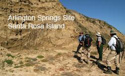 Arlington Springs, Santa Rosa Island